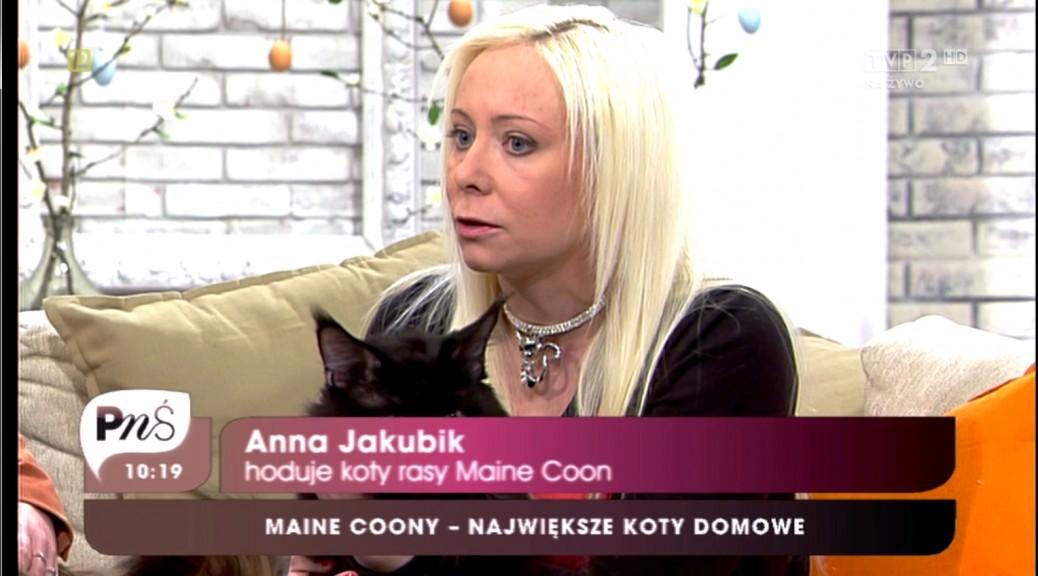 Anna Jakubik Fluffy Coons
